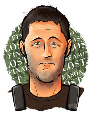 personagens ilustrados para blog