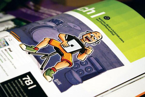 Ilustração para Revista Mac+