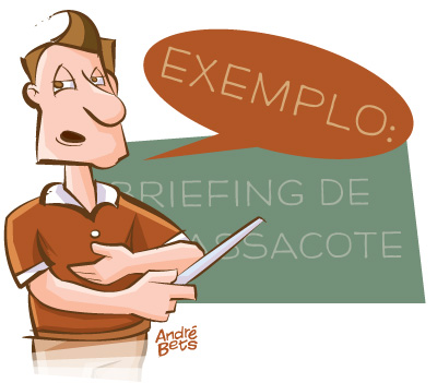 exemplo briefing