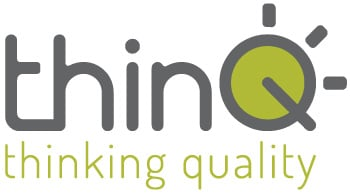 Marca thinQ - thinking in quality
